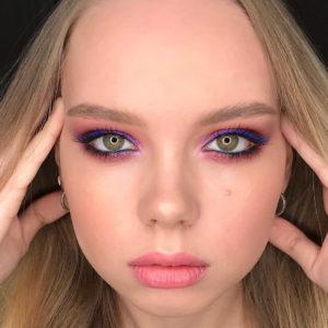 Курс дневной макияж